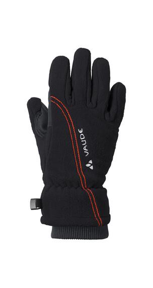 VAUDE Kids Karibu Gloves II Black